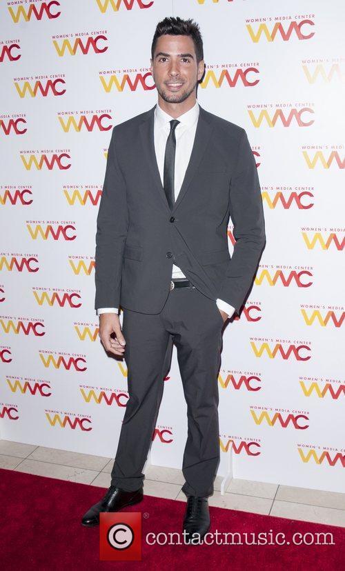 Javier Gomez The 2012 Women's Media Awards at...