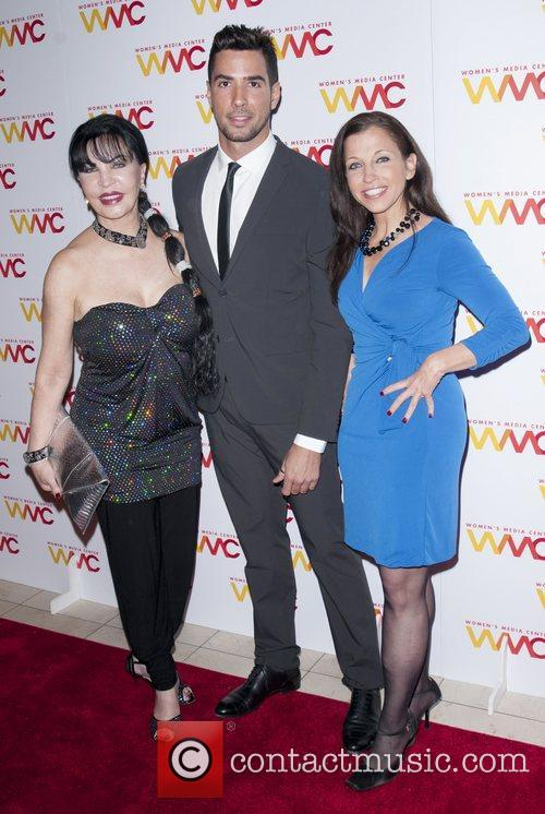 Loreen Arbus, Javier Gomez and Wendy Diamond 2