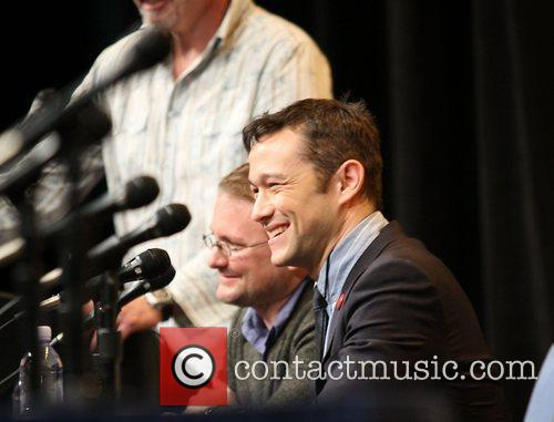 Wondercon 2012 - 'Looper' press conference