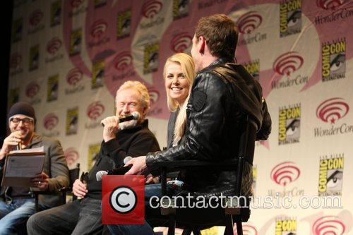 Wondercon 2012 - 'Promethus' press conference
