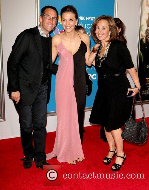 Dave Price, Maggie Gyllenhaal and Rosanna Scotto 1