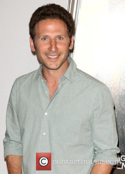 Mark Feuerstein,  at the New York premiere...