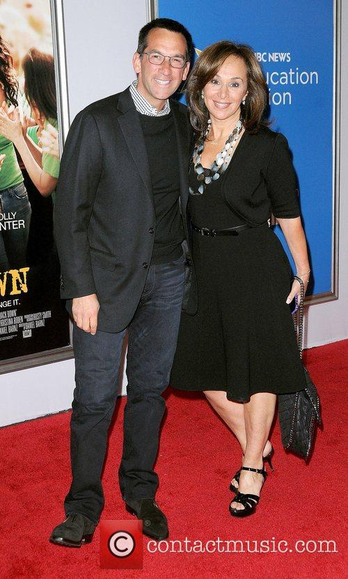 Dave Price and  Rosanna Scotto,  at...
