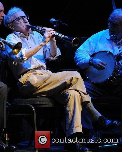 Woody Allen and New Orleans Jazz Band 2