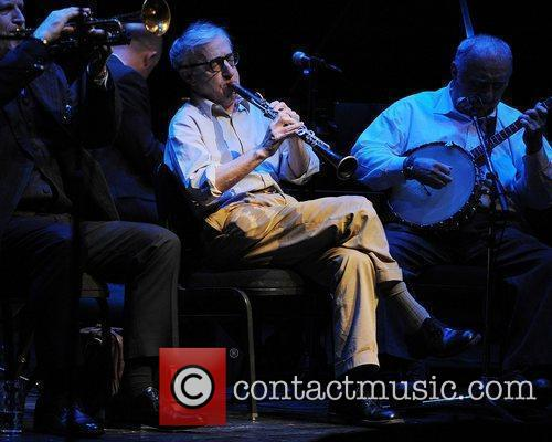 Woody Allen and New Orleans Jazz Band 3