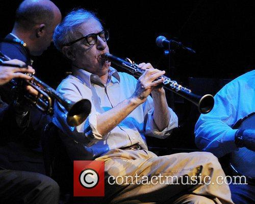Woody Allen and New Orleans Jazz Band 10