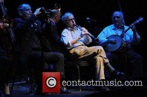 Woody Allen and New Orleans Jazz Band 12