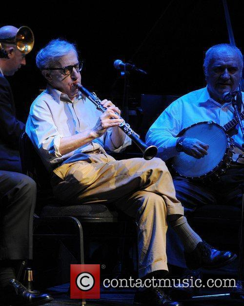 Woody Allen and New Orleans Jazz Band 4