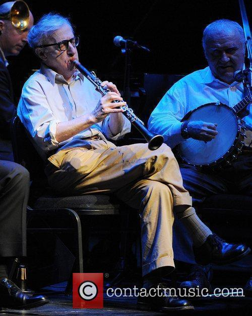 Woody Allen and New Orleans Jazz Band 6
