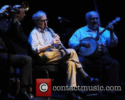 Woody Allen and New Orleans Jazz Band 8