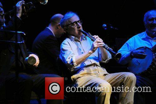 Woody Allen and New Orleans Jazz Band 1