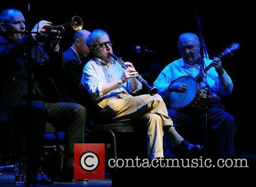 Woody Allen, New Orleans Jazz Band
