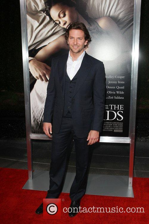 At the premiere of CBS Films' 'The Words'...