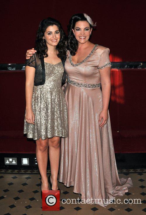 Caro Emerald and Katie Melua 2