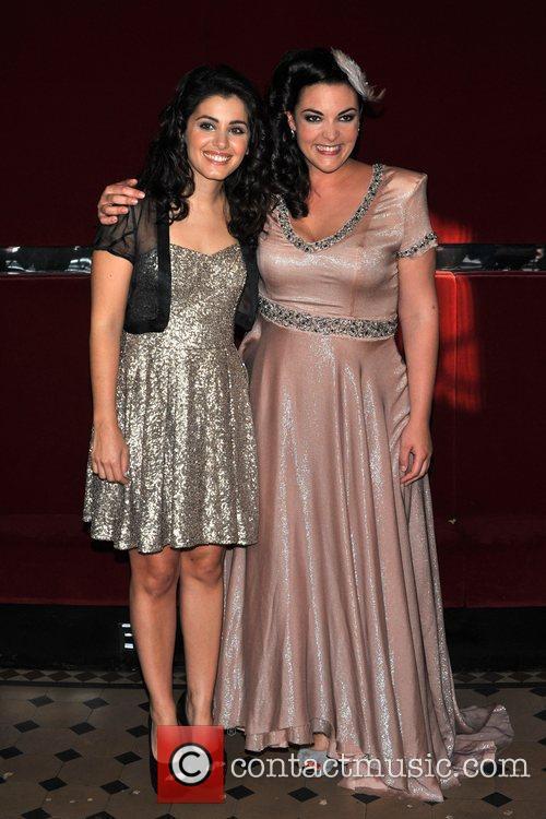Caro Emerald and Katie Melua 3