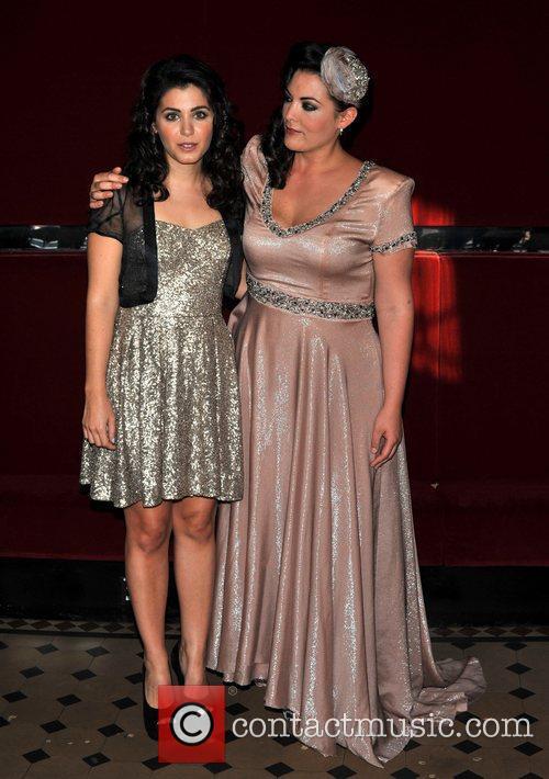Caro Emerald and Katie Melua 4
