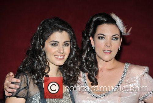 Caro Emerald and Katie Melua 5