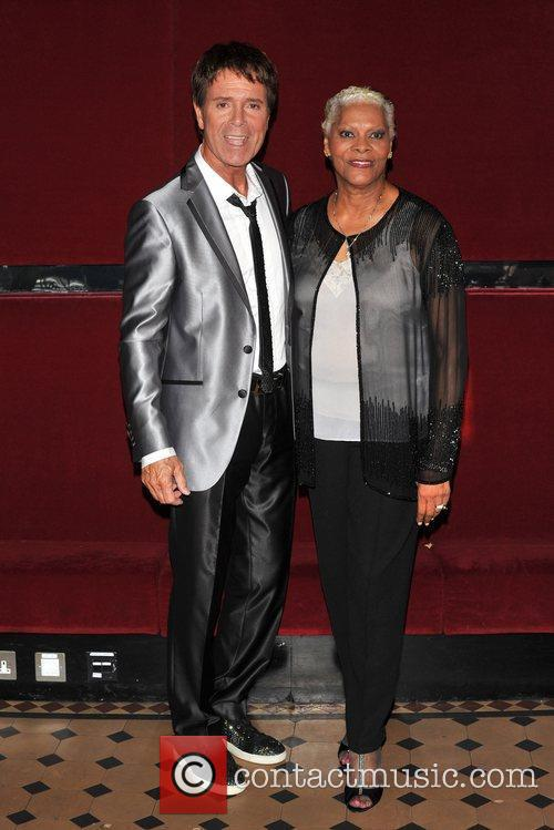 Dionne Warwick and Cliff Richard 5