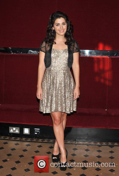 Katie Melua and Royal Albert Hall 5