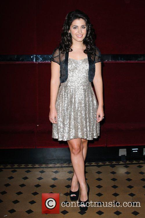 Katie Melua and Royal Albert Hall 7