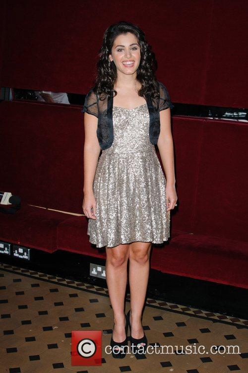 Katie Melua and Royal Albert Hall 8