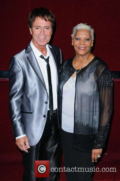 Cliff Richard, Dionne Warwick and Royal Albert Hall 8