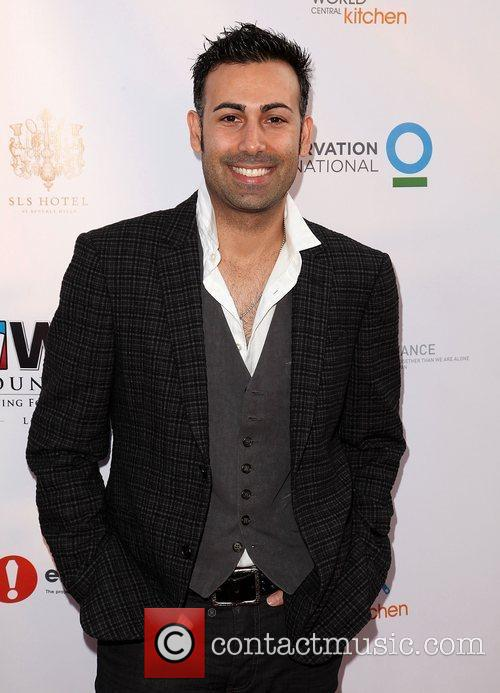 Ali Nejad WPT 'Playing For A Better World'...