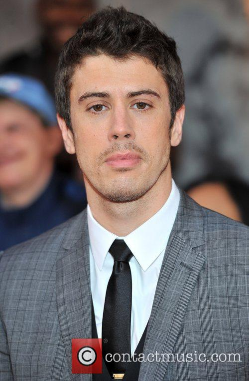 Toby Kebbell UK film premiere of 'Wrath of...