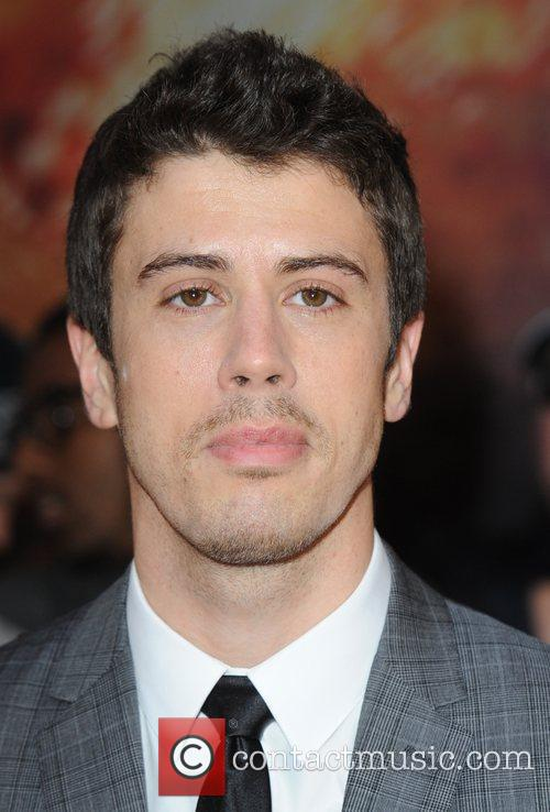 Toby Kebbell 'Wrath Of The Titans' UK film...