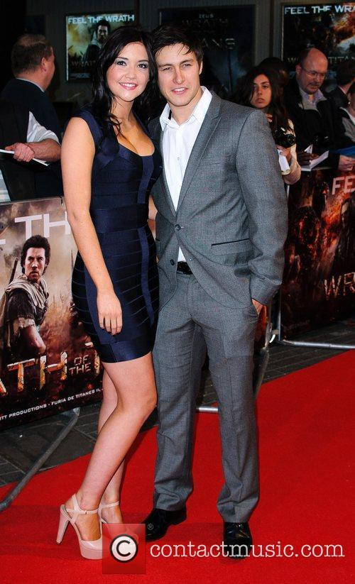 Jacqueline Jossa and Tony Discipline  'Wrath Of...