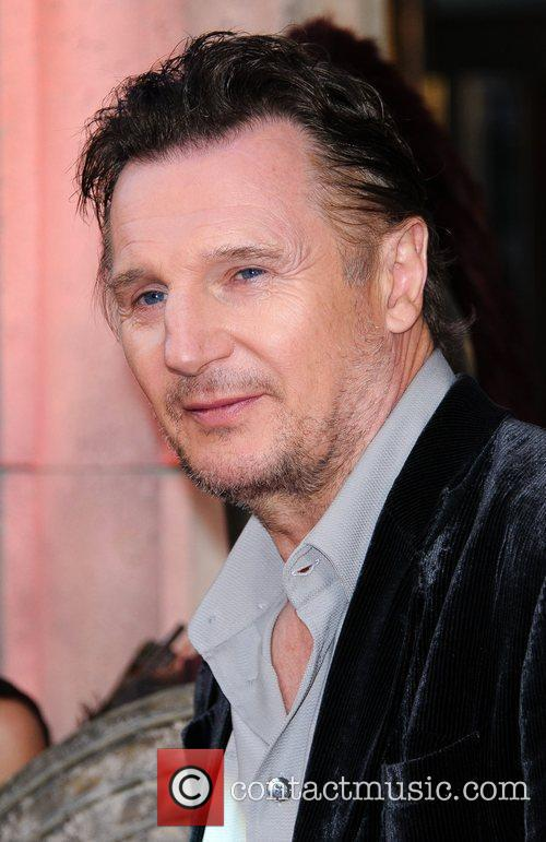 Liam Neeson 'Wrath Of The Titans' UK film...