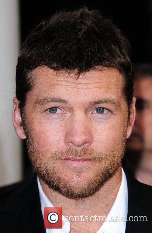 Sam Worthington 'Wrath Of The Titans' UK film...