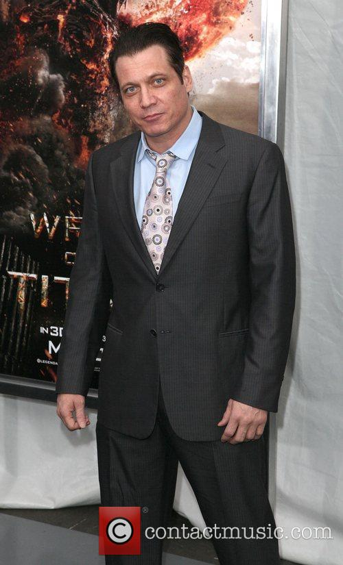 Holt McCallany at the world premiere of 'Wrath...