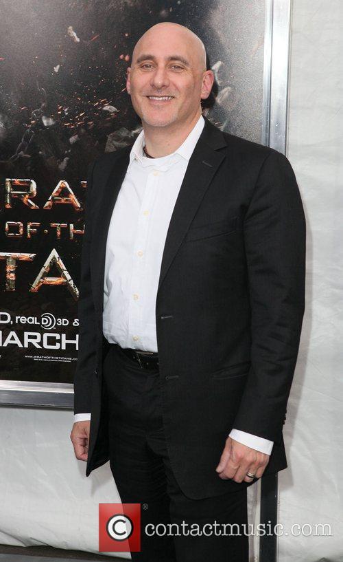 Jeff Robinovat the world premiere of 'Wrath of...