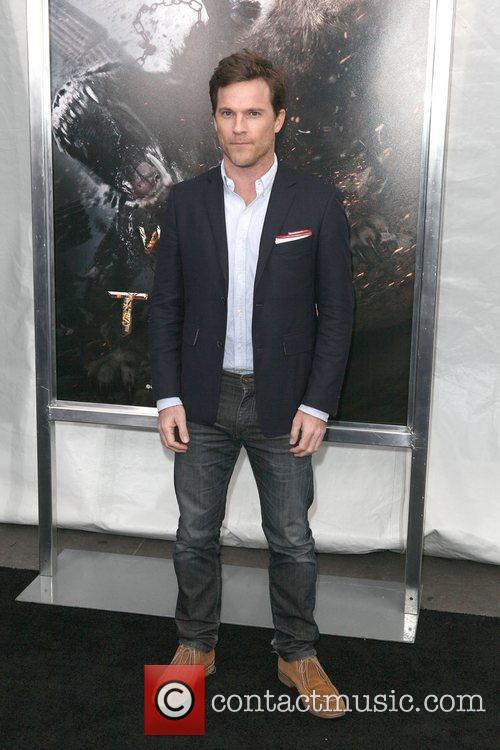 Mike Doyle at the world premiere of 'Wrath...