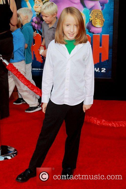 At the premiere of 'Wreck-It Ralph' held at...