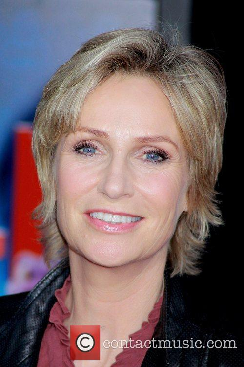 jane lynch at the premiere of wreck it 4162085