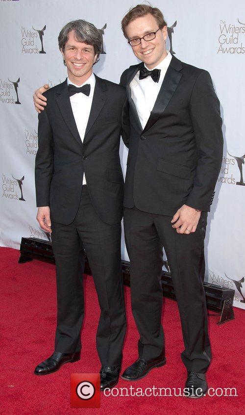 Marshall Curry, Matthew Hamachek,  at the 2012...