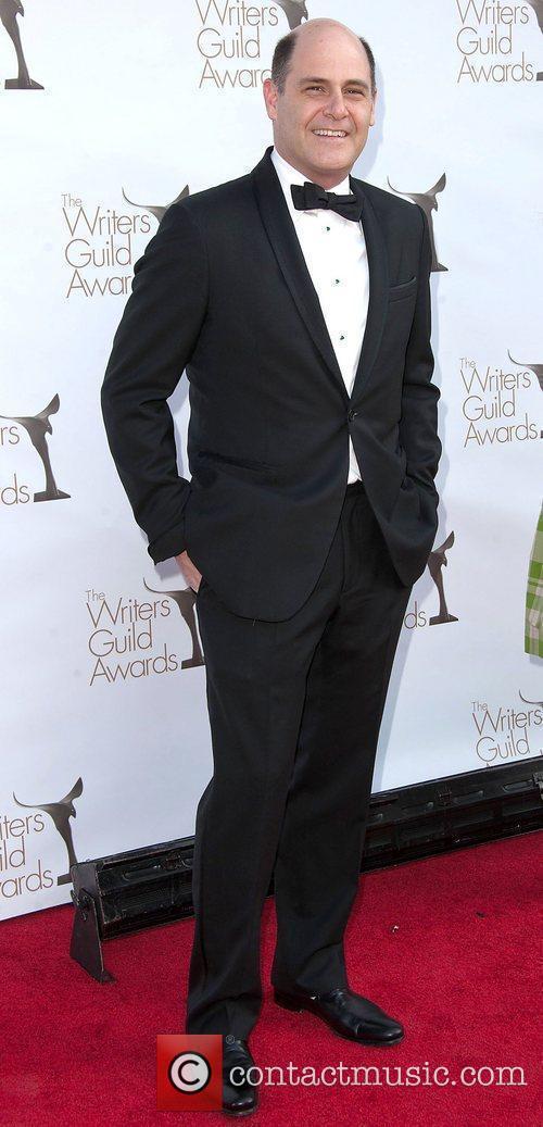 Matthew Weiner,  at the 2012 Writers Guild...
