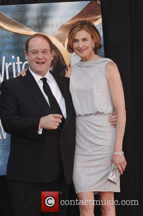 MARC CHERRY and Brenda Strong
