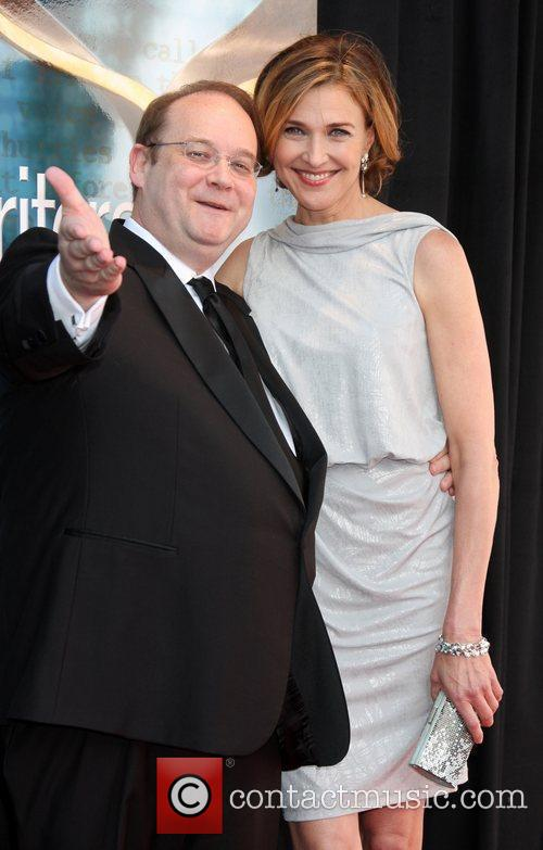 Marc Cherry and Brenda Strong 2