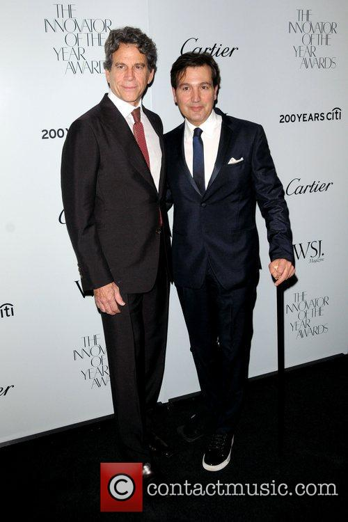 Anthony Cenname and Eric Eisner  WSJ Magazine's...