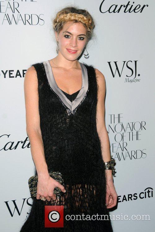 Chelsea Leyland WSJ Magazine's