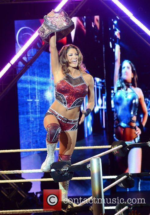 The WWE World Tour 2012, held at The...