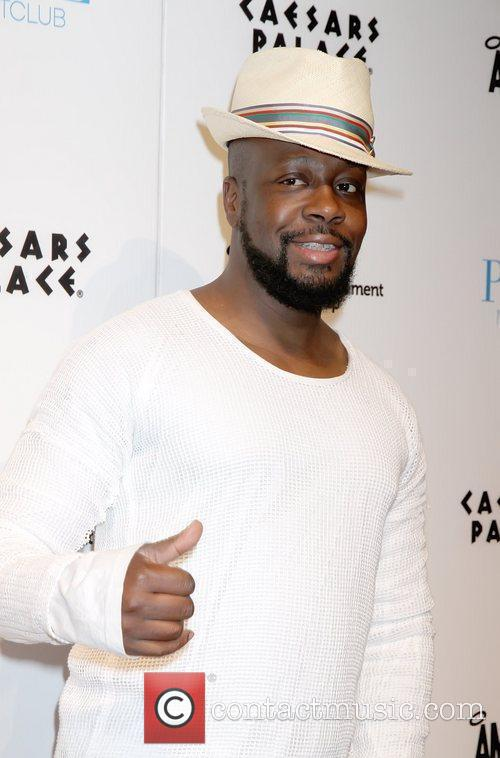 Wyclef Jean at Pure Nightclub ahead of his...