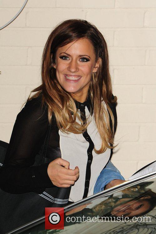 Caroline Flack and The X Factor 5