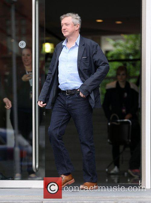 Louis Walsh The X Factor judges leave their...