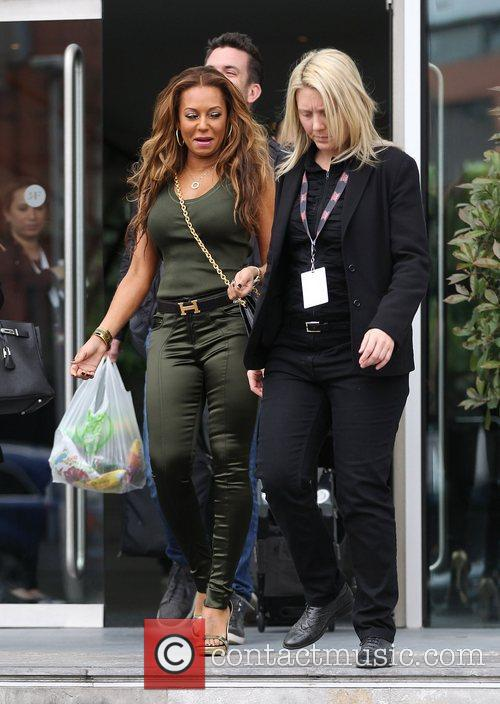 Mel B and The X Factor 5