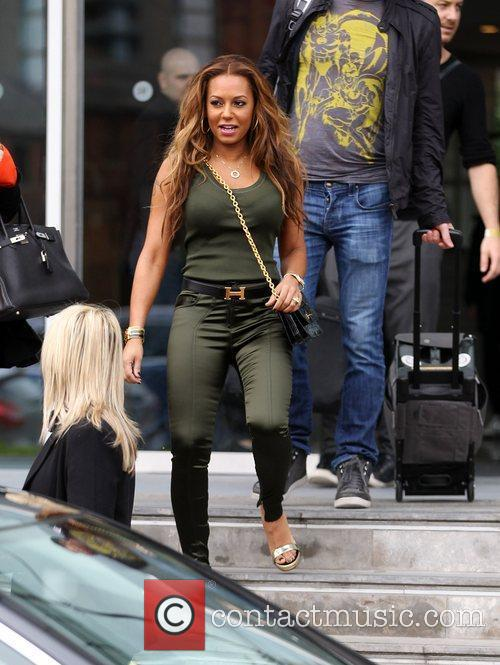 Mel B and The X Factor 6