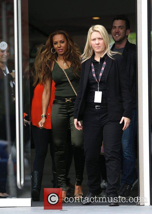 Mel B and The X Factor 7